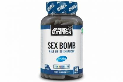 sex bomb male libido booster integratore sexual stamina per uomini realizzato con ingredienti naturali