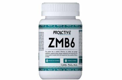 zm-b6 pro testo modulator integratore zma per ottimizzare il testosterone naturale