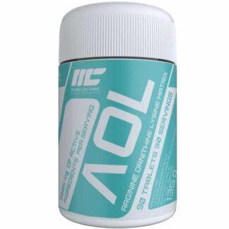 aol gh stimulator integratore di arginina lisina e ornitina per migliorare il rilascio del gh ormone della crescita