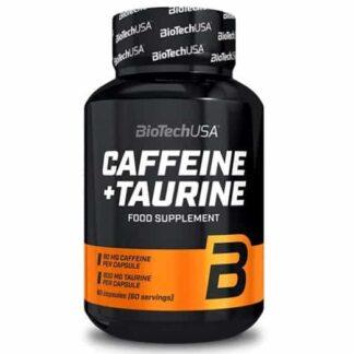 caffeina taurina è un integratore energetico e dimagrante da abbinare alla dieta ipocalorica