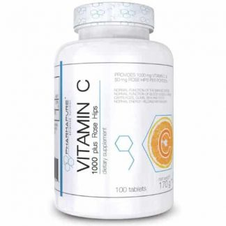 vitamin c1000 rosa canina integratore antiossidante ideale come salutistico e sportivo di controllo dello stress ossidativo