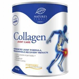 collagen joint support integratore di collagene fortigel con vitamina c ottimo come elasticizzante e anti età per la pelle