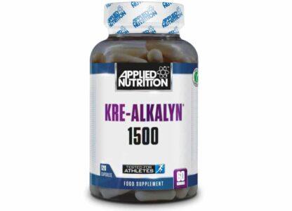 kre alkalyn 1500 brevettata usa integratore di creatina alcalina ottimo per aumentare forza e massa muscolare