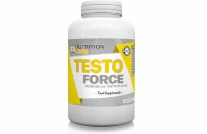 testo force anabolizzante naturale a base di estratti e acido d-aspartico, ottimo per la massa