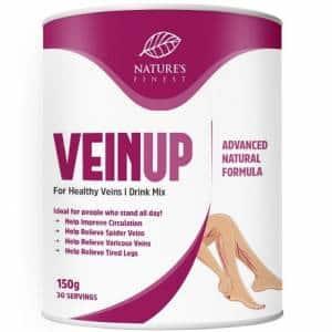 vein up integratore per le vene varicose, riduce il dolore e il gonfiore delle varici