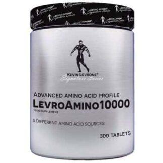 levro amino 10000 integratore di aminoacidi essenziali utili nel recupero post allenamento dopo i pesi