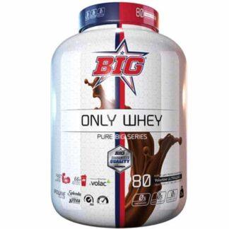 only whey big low sugar proteina in polvere rapida con pochi zuccheri indicata post allenamento, materia prima volactive ultrawhey
