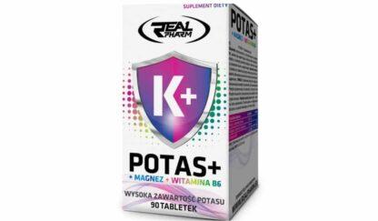 potassio e magnesio plus b6 integratore di sali minerali elettroliti ed energetici ottimo come supporto di prestanza fisica
