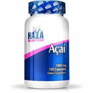 acai estratto integratore antiossidante e per il benessere e la salute del corpo, agisce anche come rinvigorente e immuno stimolante