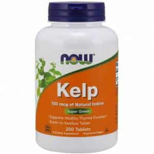 alga kelp una fonte di iodio naturale per ottimizzare la funzionalità della tiroide