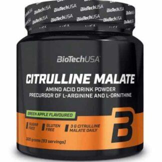 l-citrullina malato integratore per la stimolazione del pompaggio muscolare e per sostenere la libido maschile
