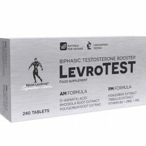 levrotest bifasico è un testobooster naturale per aiutare la massa muscolare e la libido maschile