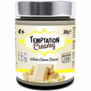 temptation creamy nutella proteica senza zuccheri aggiunti ma ricca di aminoacidi essenziali