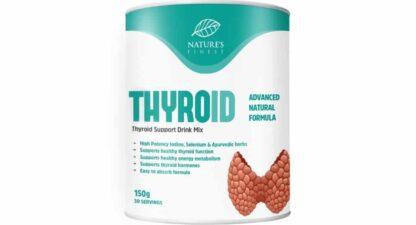 thyroid drink mix integratore per ottimizzare la funzione della tiroide