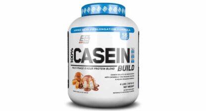 casein build multiphase protein integratore di caseina micellare a lento rilascio, ottima come sostegno anabolico pre nanna