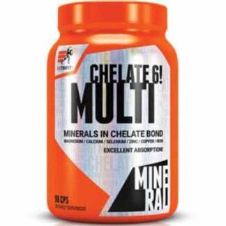 multi minerals chelati bisglicinati integratore di minerali legati a glicina per aumentarne la biodisponibilità metabolica, ottimo come sportivo e salutistico