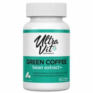 ultravit caffe verde integratore dimagrante e drenante arricchito di cromo picolinato
