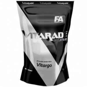 vitarade fuel vitargo integratore di amido di mais brevettato vitargo ottimo per fornire energia e spinta anabolica intra e post allenamento