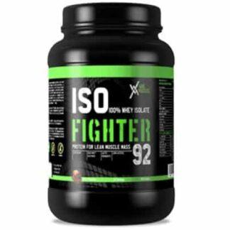 iso fighter 92 whey isolate integratore proteico isolato dal siero di latte, veloce rilascio amminoacidico, ottimo post allenamento