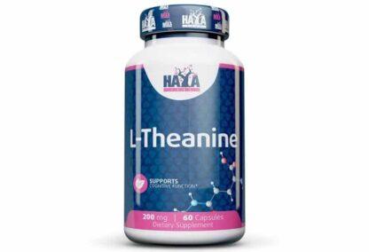 l-teanina night recovery integratore precursore di gaba e gh ottimo per il sonno e per il recupero notturno, agisce contro l'ansia