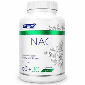 nac 600mg integratore antiossidante a base di n-acetyl cisteina, ottimo anche come espettorante