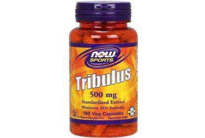 tribulus estratto secco integratore anabolizzante naturale per la stimolazione del testosterone, massa e libido