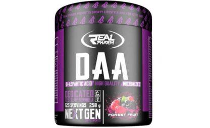acido d-aspartico daa integratore anabolico naturale per la stimolazione del testosterone endogeno