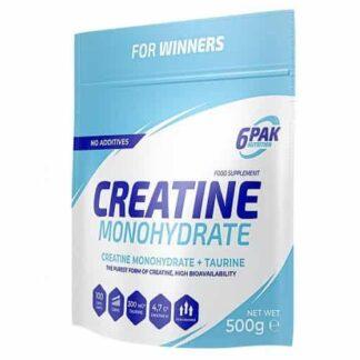 creatina monoidrato plus taurina integratore energetico per sviluppare la massa muscolare magra