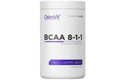 bcaa 8:1:1 supreme integratore di ramificati in polvere, ottimo come aiuto per il recupero plastico e la crescita muscolare