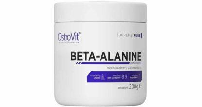 beta alanina supreme integratore stimolante di ossido nitrico e carnosina, aumenta il pompaggio e la resistenza fisica