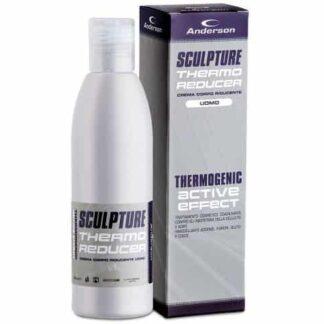 thermo reducer gel uomo crema dimagrante termogenica ad azione metabolica ottima per scolpire addome e diminuire il grasso sui pettorali
