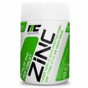 zinco lattato integratore antiossidante e modulatore ormonale, ottimo come rinvigorente e salutistico