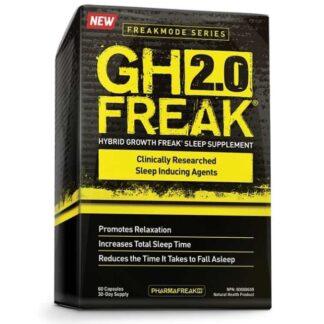 gh freak hybrid growth integratore anabolizzante naturale per stimolare il rilascio di gh e testosterone, ottimo per massa e libido