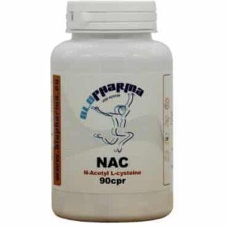 nac n-acetil cisteina integratore antiossdiante e epatoprotettore ottimo come salutistico