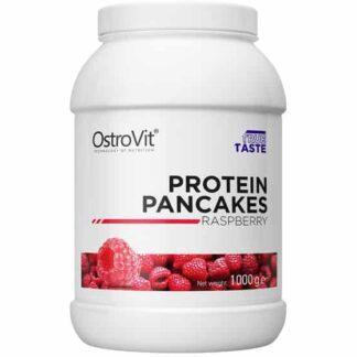 protein pancakes plus wpc preparato proteico per frittelle nutrienti e deliziose su base di farina di avena con siero proteine concentrate