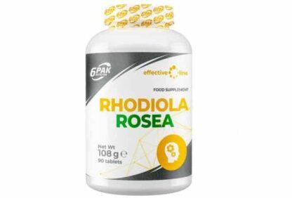 rodiola rosea estratto vegetale immunostimolante antiossidante e adattogeno, ottimo per il benessere e per il vigore del corpo