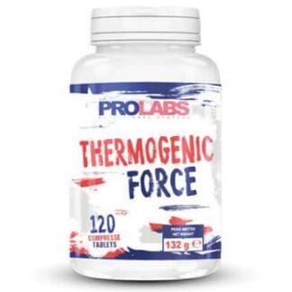 thermogenic force fat loss integratore brucia grassi con estratti vegetali e tirosina ottimo con la dieta dimagrante