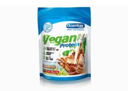 vegan protein no sugar integratore di proteine vegane dal riso e dal pisello senza zuccheri ne grassi