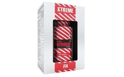 xtreme thyroburn brucia grassi termogenico e metabolico utile in abbinamento alla dieta ipoglucidica e ipocalorica per avere un addome scolpito
