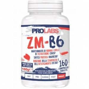 zm+b6 testo modulator integratore di zinco magnesio e vitamina b6 per ottimizzare il testosterone libero nel sangue, utile come ipertrofico e sexual stamina