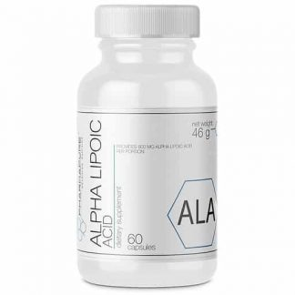acido alfa lipoico 600mg integratore antiossidante e dimagrante, utile per diminuire i radicali liberi e facilitare il controllo glicemico