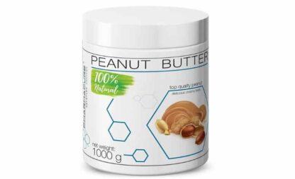 burro arachidi 100% naturale crema spalmabile ricca di energia e proteine, non contiene glutine ne edulcoranti artificiali