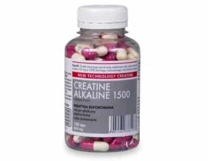 creatine alkaline 1500 integratore di creatina tamponata per migliorare energia e massa muscolare, non converte in creatinina