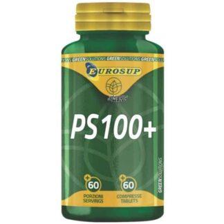 ps100 fosfatidilserina integratore anticatabolico per diminuire il rilascio del cortisolo, ottimo per il body building