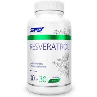 trans resveratrolo integratore antiossidante e inibitore dell'enzima aromatasi, ottimo per contrsatre i radicali e favorire il testosterone nel maschio