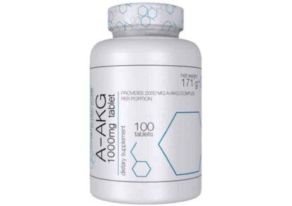 l-arginina akg integratore di arginina alfa cheto glutarato ottimo per il pump muscolare e il rilascio di GH