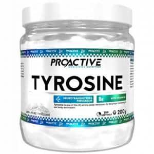 tirosina in polvere neutra integratore dimagrante metabolico e di spinta endocrina