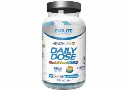 daily dose multivitamin integratore di vitamine e minerali ottimo per la salute e per migliorare i risultati in palestra