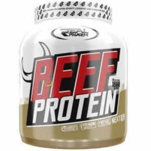 real beef protein integratore peptidico dal manzo idrolizzato a veloce rilascio ematico, ottimo post allenamento
