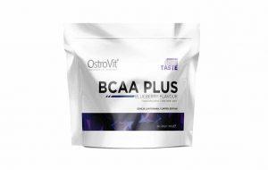 bcaa plus powder integratore di ramificati arricchiti di glutammina glicina e taurina ottimo pre e post allenamento